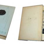 Sem título, 2009, mecanismo elétrico, borracha magnética e livro, 24x18x4 cm