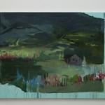 """""""Asturias"""", 2011, óleo sobre tela, 50x60cm"""