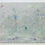 """""""Confeti"""", 2014, óleo sobre tela, 170x210 cm, foto de Eduardo Ortega, coleção particular, Nova York, EUA"""