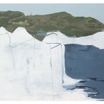 """Seven White Sisters"", 2012, óleo sobre tela, 180x250 cm"