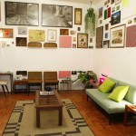 Zona Morta | instalação com móveis e objetos | 25m2 | 2007 | foto Everton Ballardin
