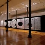 Ouriças - 2005, instalação - Estação Pinacoteca