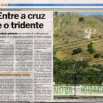 """""""Tridente de Nova Iguaçu"""", 2006, conjunto de seis edições do periódico Meia Hora"""