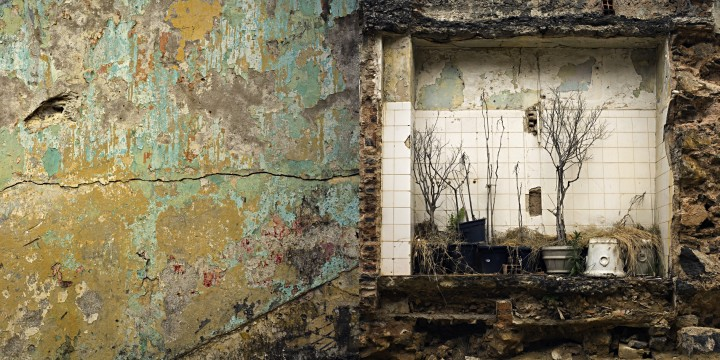 """""""Construção I"""", 2009, fotografia"""