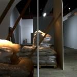 """""""Dois Reais"""", 2012, vista da instalação, Paço Imperial, Rio de Janeiro, RJ"""