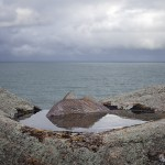 """""""Ilha-mar"""", 2013, fotografia, 80x120 cm"""