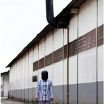 """Número repetido"", 2012, registro fotográfico de performance, 70x50 cm"