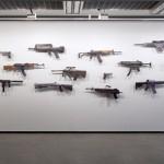 Armas.Obj | 2008 | 20 objetos em papel, tamanhos variáveis