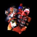 I.E.D. (improvised explosive device) | 2007 vídeo instalação, loop, 5.1 surround sound