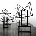 """""""Cuidado quente"""" (vista da exposição), (2010)"""