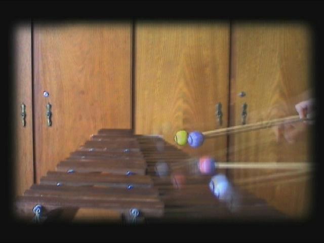 """Baião, 2008, Still de vídeo, 3'20"""", edição de 5"""