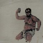 """""""Retrato Murja"""", 2012, óleo sobre tela, 35x40 cm"""