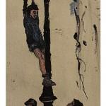 """""""Situações #13"""", 2011, óleo sobre tela, 20x23 cm"""