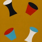 """""""Machine à Matisse"""", 1987, 70x57 cm, óleo sobre tela"""