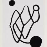 """""""Alimento 01"""", 2012, 29,2x22,5 cm, acrílica sobre lona"""