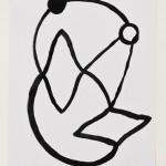 """""""Alimento 03"""", 2012, 29,2x22,5 cm, acrílica sobre lona"""
