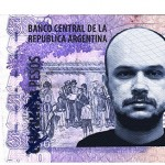 """""""Queria Ser Cildo Mas Ainda Me Falta Peso"""", 2012, impressão ink jet em papel de algodão, acrílico e imã, 10x18x3 cm"""