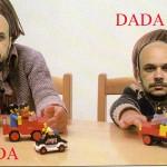 """""""Movimento Dadá 2"""", 2006, impressão ink jet, madeira e vidro, 30x40 cm"""