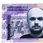 Queria Ser Cildo Mas Ainda Me Falta Peso, 2012, impressão ink jet em papel de algodão, acrílico e imã, 10x18x3 cm