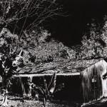 """""""Série Negra 1"""", 2003, impressão ink jet em papel de algodão, acrílico, 42x53 cm"""