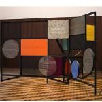 """""""Fundamentos da substância do design: metáforas culturais para projetar um novo futuro"""", 2013 - em desenvolvimento, vistas da instalação, 9ª Bienal do Mercosul, diversos materiais, dimensões variáveis"""