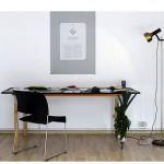 """""""The Impossible Museum Of Living Things"""", 2011, [Banhosviertel Collection], instalação site specific, dimensões variáveis, materiais diversos, apresentada no projeto curatorial """"The Office"""", Frankfurt, 2011"""