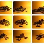 """""""Um Futuro Para Saturno"""", 2011, fotografia digital, 30x40 cm (cada imagem)"""