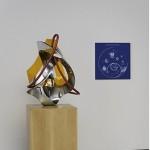 """""""Tripartida Reunida"""", 2010 – 2013, diversos materiais, dimensões variáveis, foto de Edouard Fraipont"""