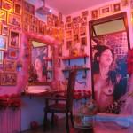 """""""Studio Butterfly"""", 2006, instalação"""