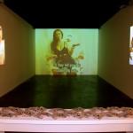 """""""Studio Butterfly"""", 2006, vídeo instalação, livro de conto, 27ª Bienal de São Paulo, SP"""