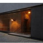 """""""Ascensão"""", 2013, instalação/negociação, luminárias publicas da prefeitura de Londres, lâmpadas, células fotoelétricas e fiação, dimensões variáveis"""