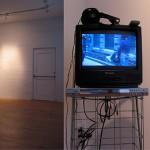 """""""Falha"""", 2007, vídeo instalação"""