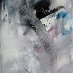 """Geno I"", 2014, óleo sobre tela, 30 x24  cm"