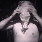 """""""Aula de anatomia"""", 2003, super 8/ DV, colorido, 5', trilha sonora O Grivo"""