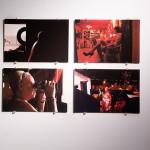 """""""Manilas bar - casa da Marinalva"""", da série """"Em torno dos meus marítimos"""", 2014, fotografia digital sobre papel de algodão, 50x70 cm, Coleção Museu de Arte do Rio - MAR, vista da Exposição Prâmio PIPA 2015, Museu de Arte Moderna do Rio de Janeiro, RJ, 2015"""