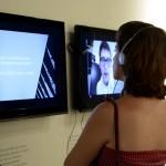 Na área de convivência o público também pode assistir às entrevistas dos artistas indicados ao PIPA 2014
