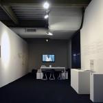 No espaço de convivência da mostra é possível votar no seu artista favorito