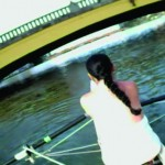 """Da série """"Plus Ultra"""", """"Travessias Rio Capibaribe"""", 2007, fotografia/ frames de vídeo, 30x40 cm"""