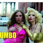 """Peça de divulgação (postal) do filme """"Dumbo"""", """"Projeto Heist Films Entertainment"""", 2015, offset sobre papel triplex, 15x20 cm"""