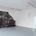 """Vista da exposição """"Soft Matter"""", 2014"""