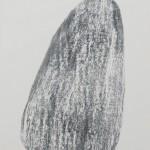 """""""Granito Branco"""", 2013, bastão de óleo e grafite sobre papel, 76x56 cm"""
