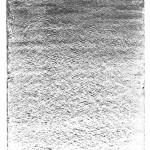 """""""Abstrato"""", 2014, bastão de óleo e grafite em pó sobre papel, 76x56 cm"""