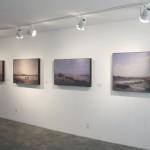 """""""After Post"""", 2010, vista geral da exposição"""