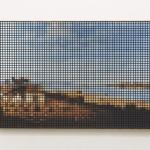 """""""Recife"""" da série """"After Post"""", 2010, fotografia, impressão lenticular, 62x100 cm"""