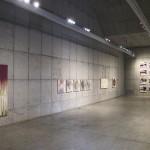 """""""Autorretratos Estatísticos"""", 2012, vista geral da exposição"""