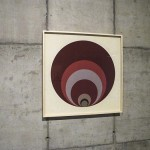 """""""Contatos"""" da série """"Autorretratos Estatísticos"""", 2012, jato de tinta sobre papel de algodão + livro de artista, 0,90x0,90 m"""