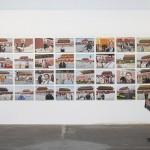"""""""Notícias de Lugar Nenhum (Made in China)"""", 2010, 40 óleos sobre  tela, 37x50 cm (cada)"""