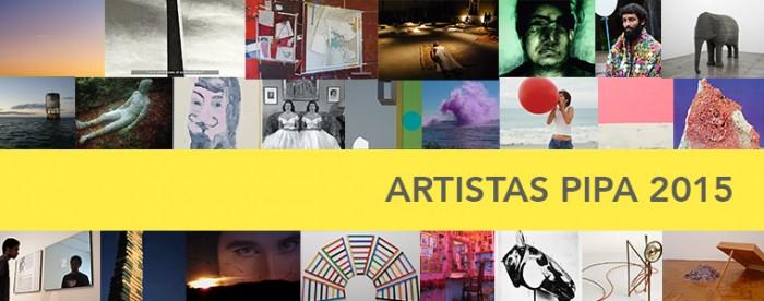 Artistas PIPA 2015