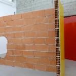 """""""Nave"""", instalação de Antonio Manuel exposta no Pavilhão Brasileiro, foto de Beatriz Caillaux"""