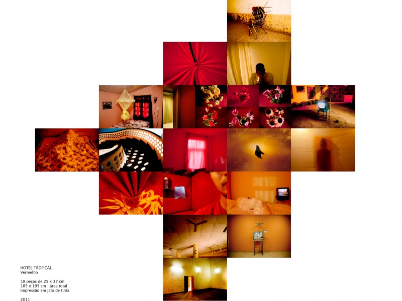 Joao Castilho - Hotel Tropical vermelho